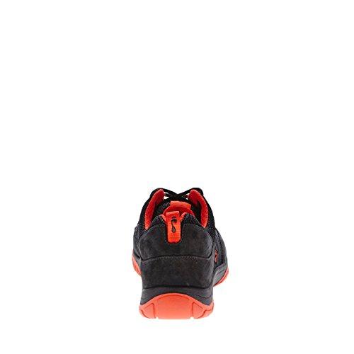 Strive Footwear , Damen Sneaker Schwarz / Orange