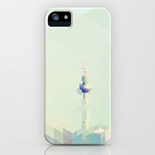 society6-fernsehturm-berlin-slim-case-iphone-se