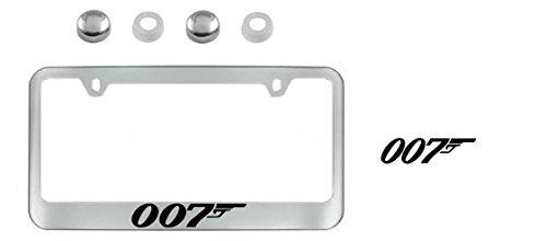 007 license plate frame - 2