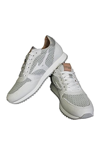 mopd perfortato Colore Sneakers in Suede D1GB184536 Uomo 1906 Collezione 03 Art Verde SS18 Tomaia Perforated Mizuno Mesh Etamin e FqBtcnBW