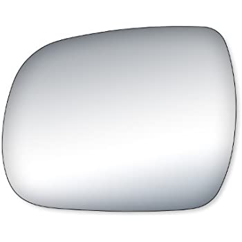 Fit System 90180 Toyota Tacoma Passenger Side Replacement Mirror Glass