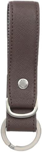 Jack Spade Men's Barrow Leather Key Fob