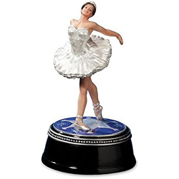 The san francisco music box company ballerina for Amazon ballerina musical jewelry box