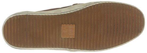 Frye Kvinna Dylan Slip-on Vintage Mode Sneaker Cognac-70043