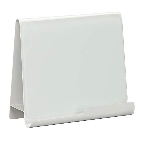 Safco Products 3220WH Wave Magnetic Dry Erase Easel, White ()