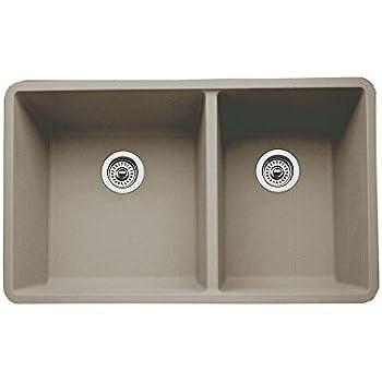 Blanco 441604 Grandis 33 Quot Double Basin Drop In Or