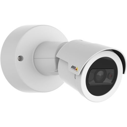 Outdoor Mpeg4 Network Camera - AXIS M2025-LE Network Camera - Monochrome, Color