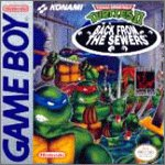 TMNT 2: Return to the Sewers - Game Boy