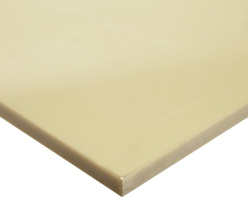 (Phenolic Sheet, Opaque Off-White, 0.25