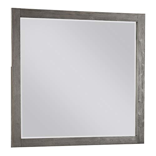Lexicon Leavitt Matching Dressser Mirror, Gray