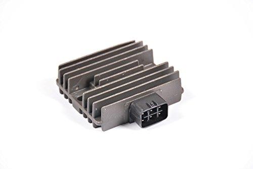(Tencasi Voltage Regulator Rectifier for Suzuki LT-A750X King Quad 2008 2009 2011, LT-A450XZ LT-A750XZ King Quad 2008 2009, LT-A450X King Quad 2007-2010 )