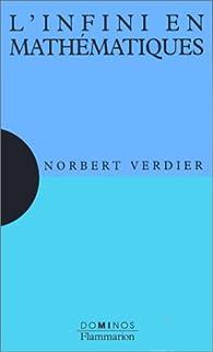 Book's Cover ofL'infini en mathematiques