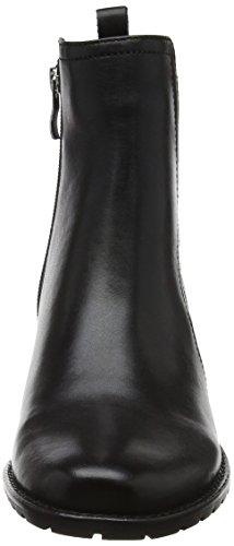 Caprice Caprice25303 - Botas Chelsea Mujer Negro (Black Nappa)
