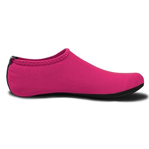 Lawayland Hommes Pour Aqua Barefoot Vif Active Chaussettes Solway Rose OZdqOB