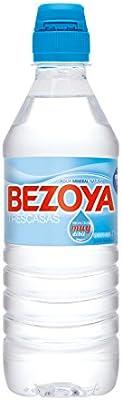 Bezoya Agua - Paquete de 6 x 500 ml - Total: 3000 ml: Amazon.es: Alimentación y bebidas