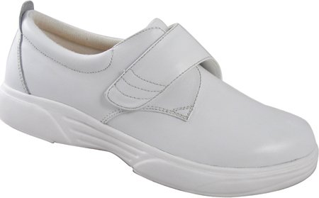 Mt. Emey Women's 9209 Orthotic Shoes,Angel White,9 5E US