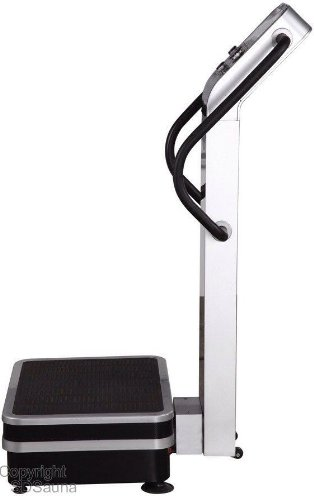 Professional Dual Motor 1500W Full Body Vibration Plate Exercise Fitness Machine by WP Fitness (Image #4)