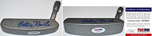 Betsy Rawls Autographed Signed Lpga Golf Putter Head 55 Career Wins 8 Majors Psa/Dna Authentic
