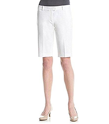 Bermuda Kors Michael (Michael Michael Kors Slim-Fit Bermuda Shorts, 8)