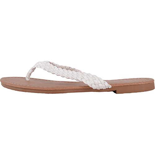 Absolute Pour Femme Sandales Blanc Footwear zqzfRBw1O