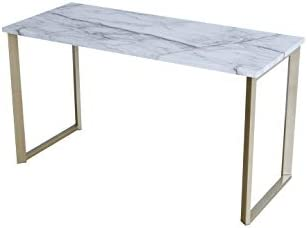 Editors' Choice: Roomfitters Marble Print Top Writing Desks/Workstation