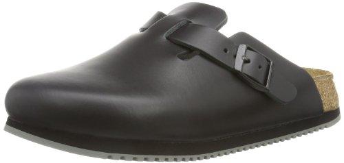 Birkenstock Men´s Boston Black Leather Sandals M14 47,0 N...