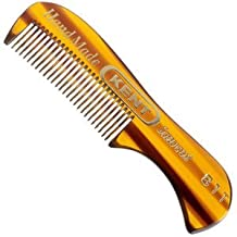 Kent A 81T - Extra Small Men's Mustache and Beard Comb by KENT COMBS