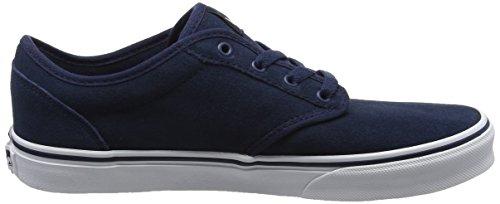 Vans Unisex Kinder Atwood Sneaker Low-Tops Blau (Camping)
