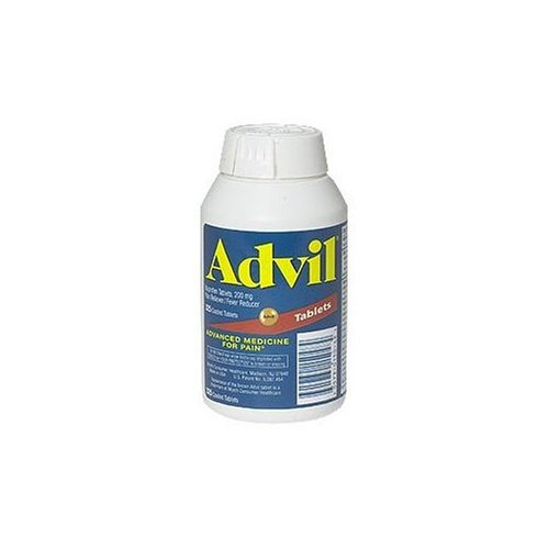 Advil-Ibuprofen Coated Tablets, 200 mg 360 coated tablets