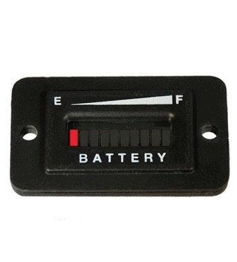 12-24-Volt-Battery-Charge-Indicator-for-Marine-Trolling-Solar-Golf-Cart-US-Seller