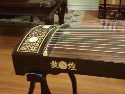 Dunhuang Concert Bubinga Guzheng with Master Xu Signature