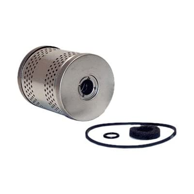 WIX Filters - 33143 Heavy Duty Cartridge Fuel Metal Canister, Pack of 1: Automotive