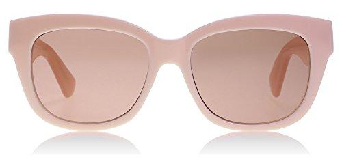 Kate Spade Lorelle QPF Pale Pink Lorelle Square Sunglasses Lens Category 2 Size