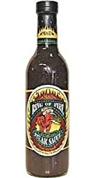 Ring of Fire Original Steak Sauce 16 0z