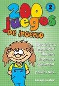 200 juegos de ingenio 2 (Spanish Edition) [Luciana B. Gogni] (Tapa Blanda)