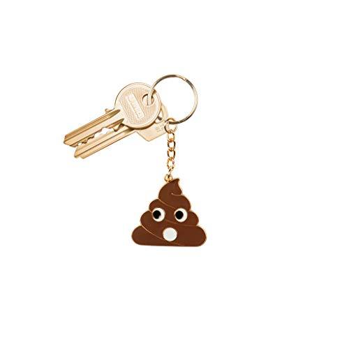 doiy Emokeyrings Emoji Emoticon Key Chain KeyChain (Poo) -