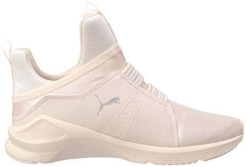 Puma Damen Fierce Satin Ep Wns Cross-trainer Outdoor Fitnessschuhe Rosa (perla)