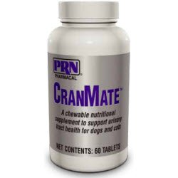 CranMate Urinary Support - 60 chewable tablets