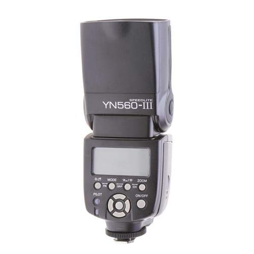 Yongnuo Professional Flash Speedlight Flashlight Yongnuo YN 560 III for Canon Nikon Pentax Olympus...