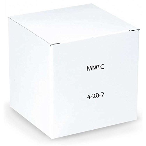 MMTC 4-20-2 Coil Cord - 2 Wire 18/2 20 Foot Extended