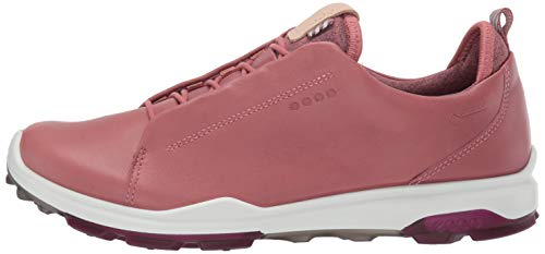 ef5dc931693 ECCO Women's Biom Hybrid 3 Gore-Tex Golf Shoe, Petal Open lace, 35 M ...