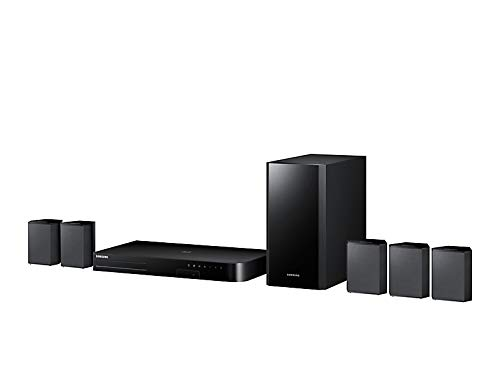 Color Negro 3D BLU-Ray, Potencia de 500 W, Opera TV Sistema Home Cinema Samsung HT-J4500//ZF