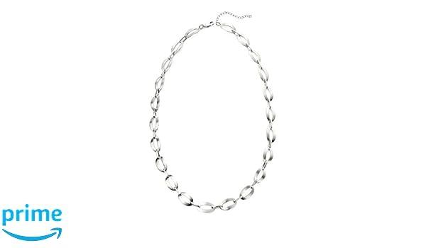 bc7b613ec58e Elements Silver Collar Corto Mujer plata - AZ-N4220  Amazon.es  Joyería