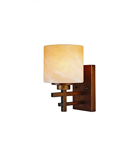 (Dolan Designs 2816-133 Roxbury Wall Sconce English)