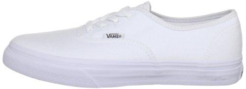 Authentic T Bébé Blanc Baskets Mode Vans Mixte 5dHzx5n