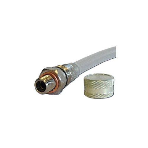 Quick Drain (Stahlbus Oil Drain Valve Plug M12x1.25x12mm Steel M12 x 1.25 x 12mm)