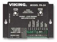 Viking PA-2A Ringing Amplifier Garden, Lawn, Supply, Maintenance