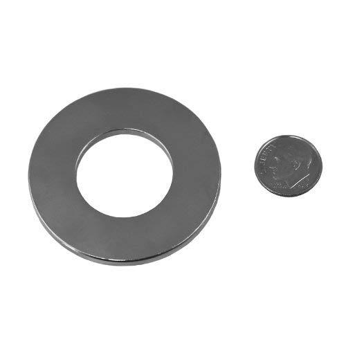 Super Strong Neodymium Magnet N42 2OD x 1ID x 1/8