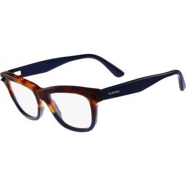 valentino-v2686-217-52-ladies-v2686-havana-blue-eyeglasses