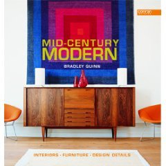 Mid-Century Modern: Interiors, Furniture, Design Details (Conran Octopus Interiors) (Hardcover)